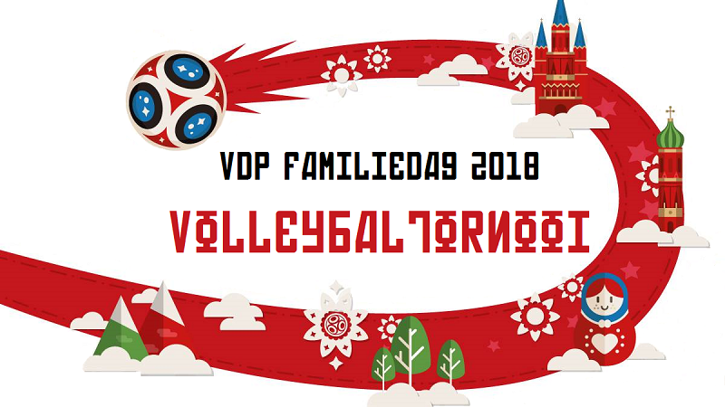 Familiedag 2018 Volleybal